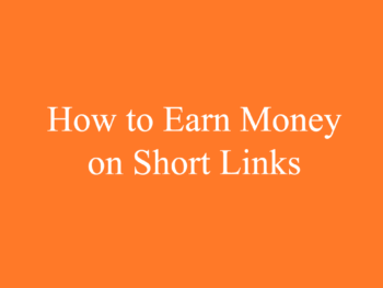 earn money on short links