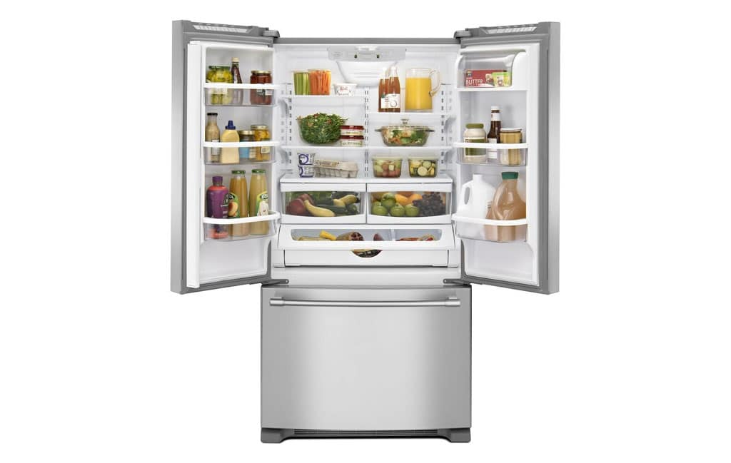 Maytag Refrigerator not cooling or freezing