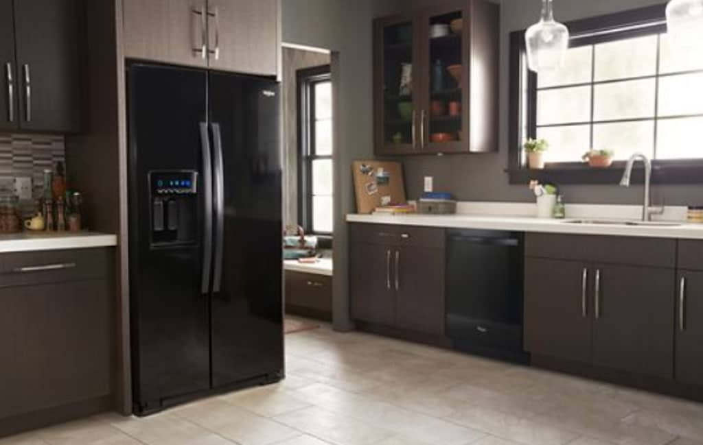 Whirlpool refrigerator not cooling or freezin